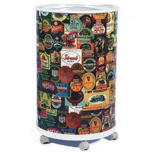 COOLER 75 LATAS ESTAMPA ROTULOS ANABELL