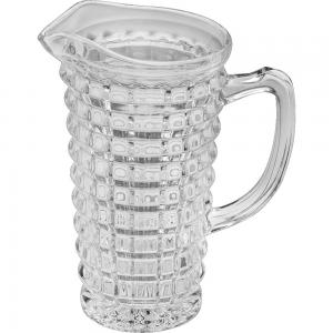 JARRA CRISTAL DIAMOND 23CM 900ml WOLFF