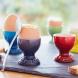 jogo 6 suporte para ovo em cerâmica colorido le creuset