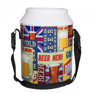 COOLER 30 LATAS BEER VINTAGE ANABELL