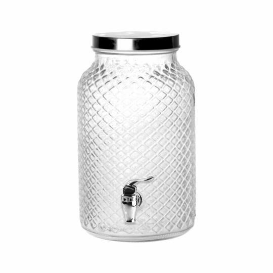 suqueira vidro 5,5l
