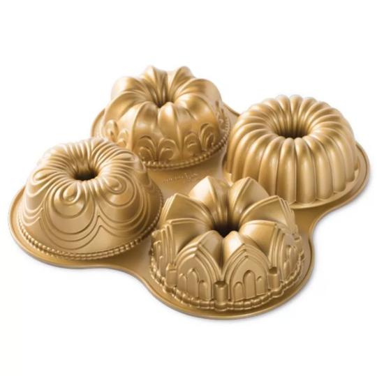 forma gold quartet nordic ware
