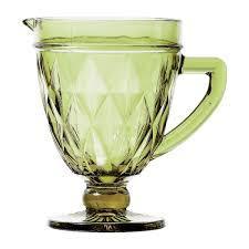 jarra diamond verde 1 litro
