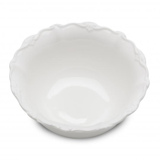 bowl porcelana branca fancy unidade wolff
