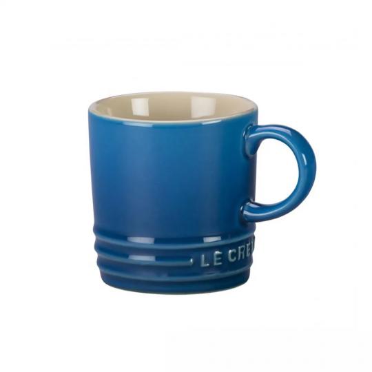 caneca cappuccino azul marseille le creuset
