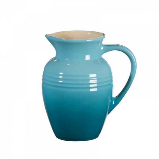 jarra azul caribe 2l le creuset
