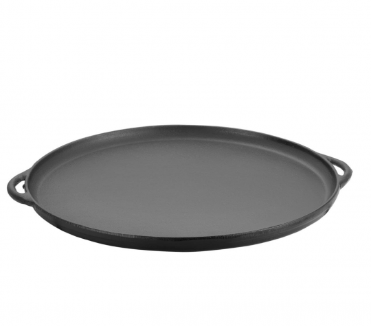 forma de pizza de ferro 30cm panela mineira