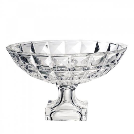 centro mesa pe aquamarine 32,5cm  lhermitage