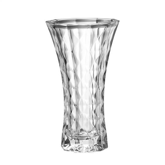 vaso aquamarine 25,5cm lhermitage