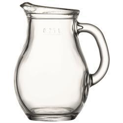 jarra de vidro 250ml pasabahce /,