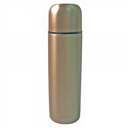 garrafa térmica viagem dourada 500ml dynasty