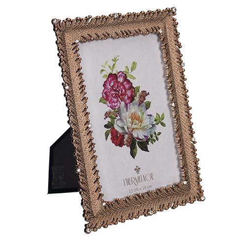 porta retrato festivy rose 13x18 lhermitage