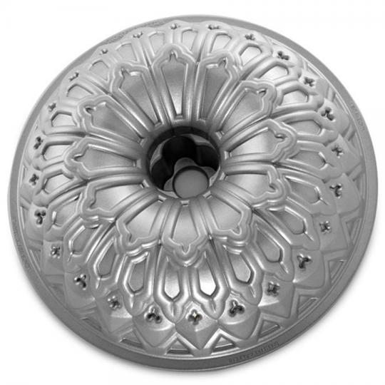FORMA BOLO SILVER STAINED NORDIC WARE