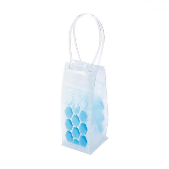 bolsa com gel térmico azul bon gourmet