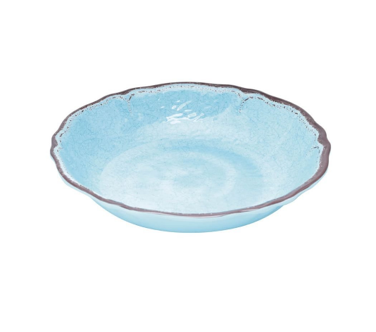 bowl melamina azul 35cm bon gourmet