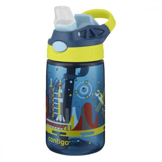 squeeze infantil flip azul 414ml invicta