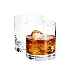 jogo de 6 copos whisky liso barline 280ml bohemia