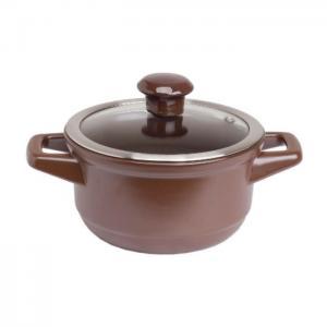 caçarola 16cm chocolate ceraflame