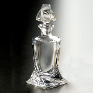 garrafa de cristal quadro 850ml