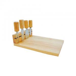 conjunto tabua queijo hudson/