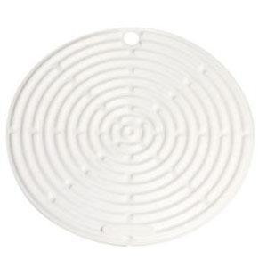 suporte de silicone le creuset branco