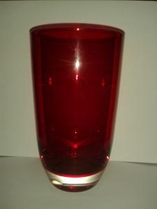 copo longo vermelho unidade  chou