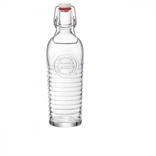 garrafa bormioli offi 1,2l