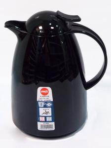 garrafa térmica aubergue q preta 1l emsa
