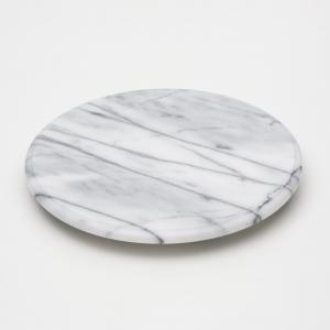 tabua redonda marmore hudson