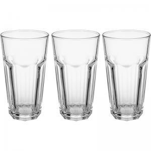 jogo 3 copos agua 365ml casa blanca pasabahçe