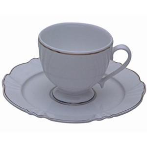 jogo de xicara cafezinho katherine c/6 oxford