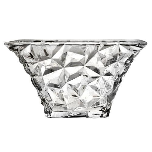centro mesa cirstal ice 23,5cm  lhermitage