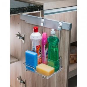 porta sabao detergente e esponja para porta armario future