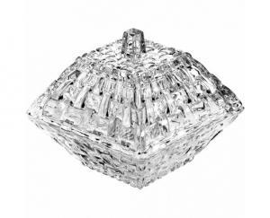 bomboniere 12cm cristalin bossa nova