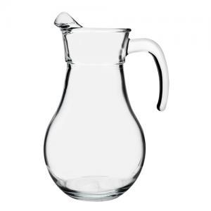 jarra de vidro 1,6l bistro pasabahce