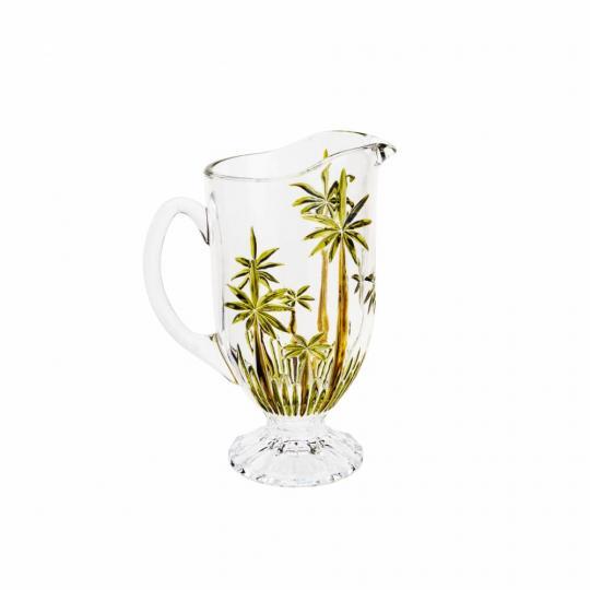 jarra palmeira tree coqueiro cristal 1,5l wolff