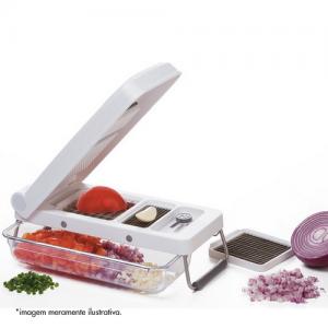 picador de cebola/ legumes e  alho com suporte pl8