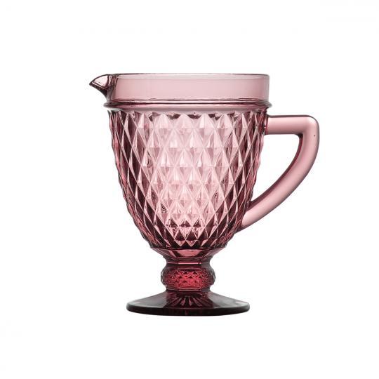 jarra bico de abacaxi lilás 1 litro