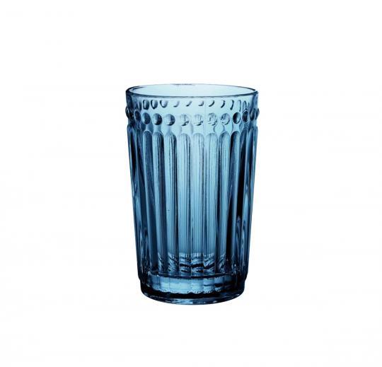 jogo 6 copos empire azul 335ml