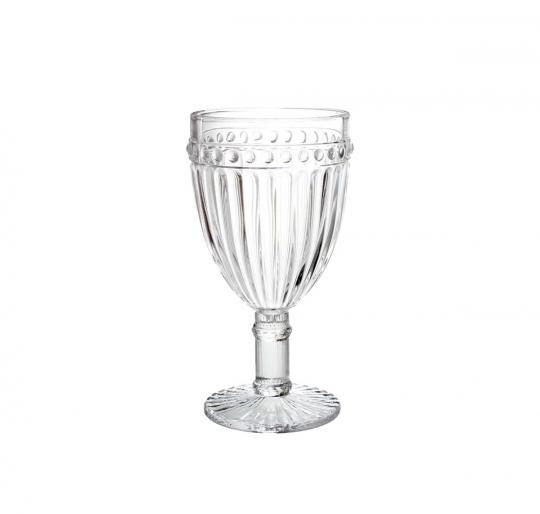 jogo 6 taças água empire transparente 320ml