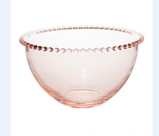 saladeira pearl rosa 21cm wolff