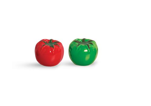 saleiro & pimenteiro tomate scalla
