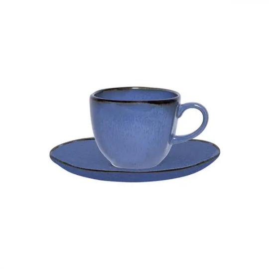 jogo de 6 xícaras para café ryo santorini oxford