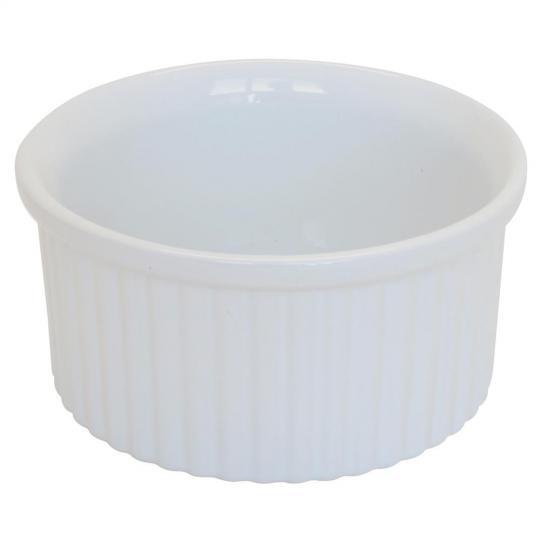 ramequin branco10cm 200ml  mondoceram gourmet