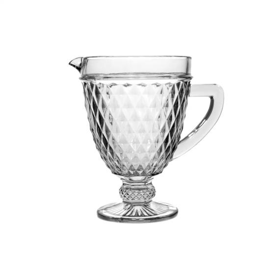 jarra de bico de abacaxi transparente - 1 litro