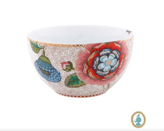 bowl spring to life off white 12cm pip studio