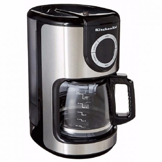 cafeteira programável kitchenaid