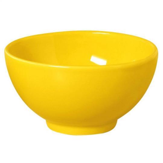tigelas cereal amarela 600ml