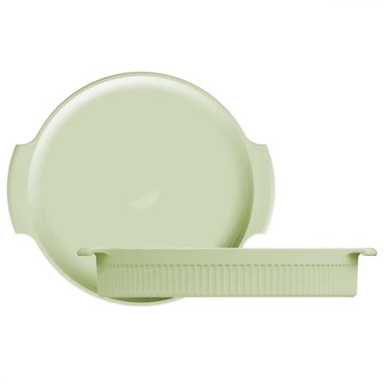 forma redonda verde 25cm germer