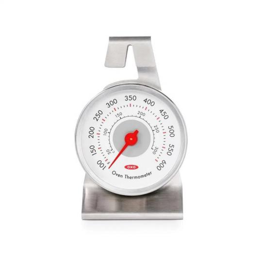 termômetro forno inox 20cm oxo